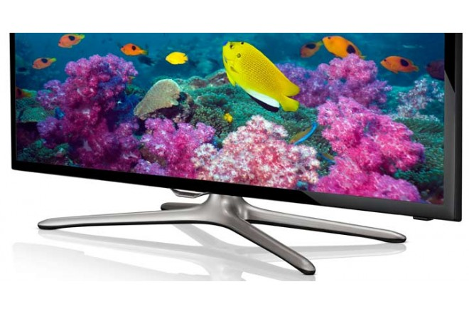 "TV 46"" LED SAMSUNG 46F5500 FHD INTERNET"