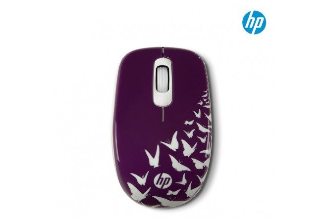Mouse HP Inalámbrico Láser Z3600 Mariposa