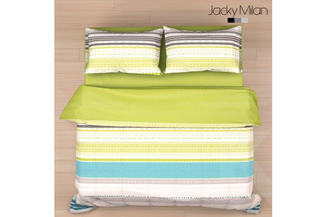 Comforter JACKY MILAN FEDERICO 180 Hilos