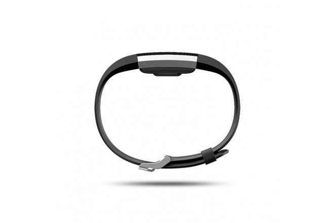 FITBIT Charge 2 Black-Silver L