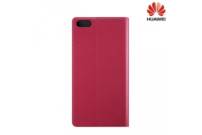 Flip Cover HUAWEI P8 Rojo