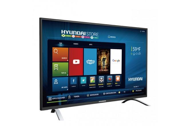 "Tv 43"" 109cm HYUNDAI 438 Ultra HD - Internet"