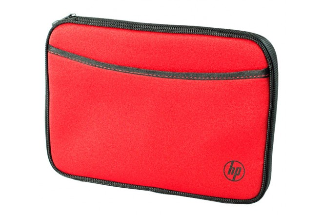 "Funda HP Mini 10.1"" Neopreno Roja"