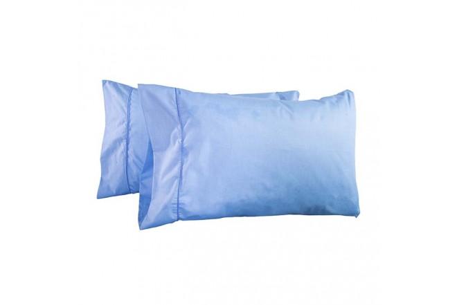 Juego de cama K-LINE King Sesgo Azul 144 hilos