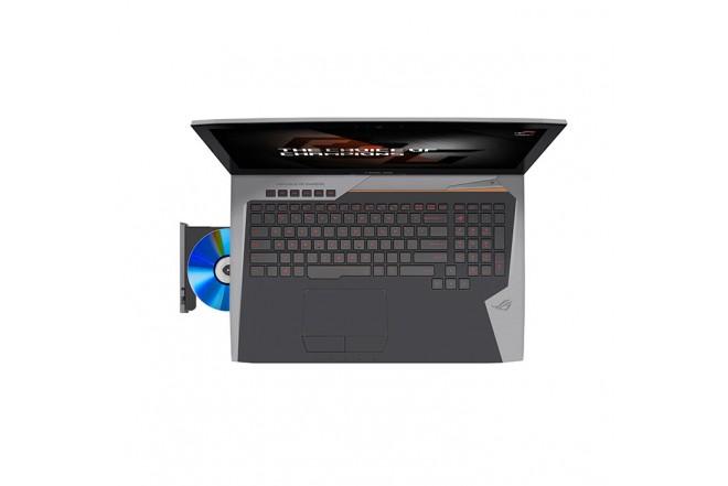 "Portátil ASUS ROGG752VY 17"" Core™ i7 - Gamers"