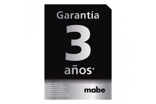 Campana MABE 60cm CM6040NV0 Negro3