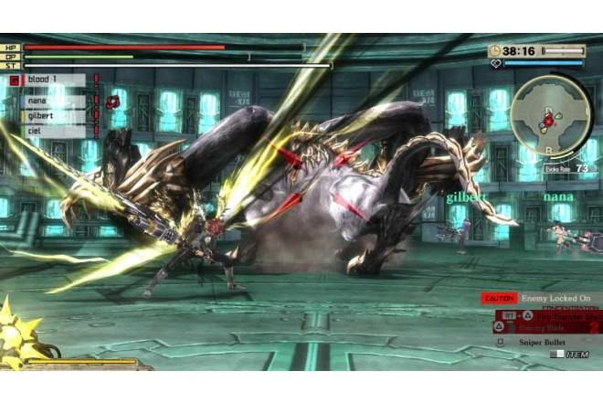 Videojuego Bandai PS4 God Eater 2: Rage Burst