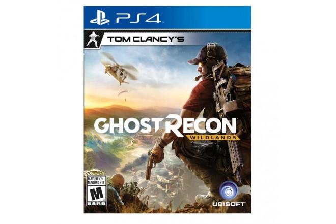 Videojuego PS4 Ghost Recon Wildlands