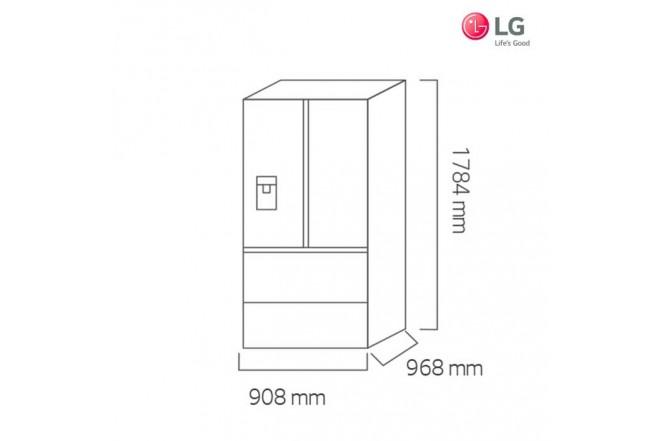 Nevecón LG 895 LtsGM84SDS