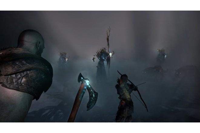 Videojuego God of War 4-4