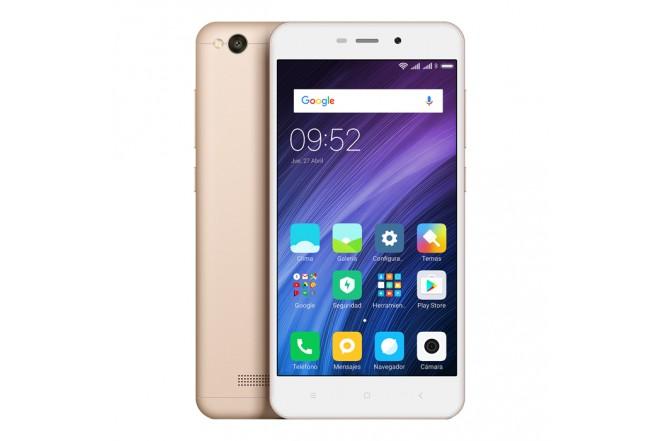 Celular Libre XIAOMI REDMI 4A DS 4G Dorado