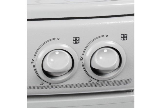 Estufa de Piso ABBA 4 Puestos Gas Natural AB101-5 Gris5