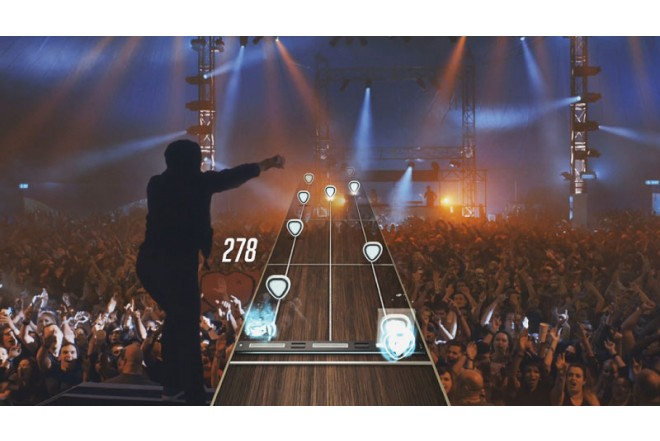 Accesorio PS3 Guitar Hero Standalone