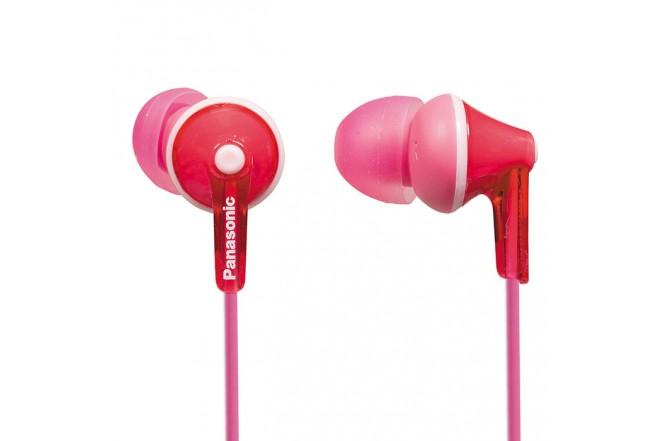 Audífonos PANASONIC Alámbricos In Ear 3.5 Rosado