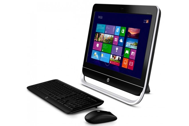 PC All in One HP Pavillion 20-b052