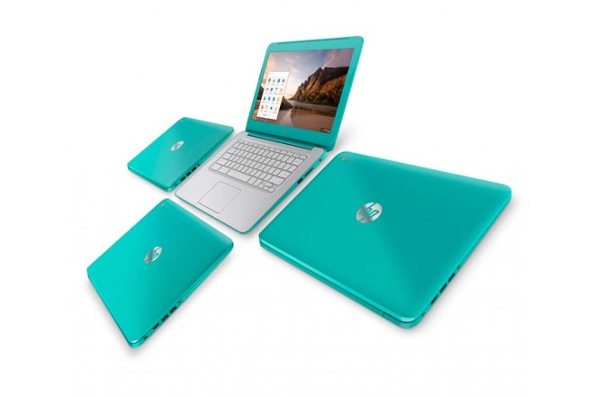 Chromebook HP 14-q002la