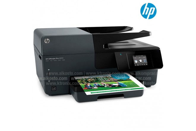 Multifuncional HP 6830 + 4 Tintas