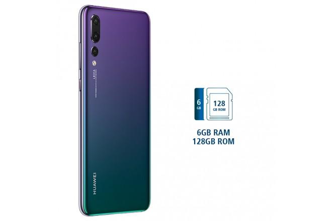Celular Libre HUAWEI P20 Pro Twilight DS 4G