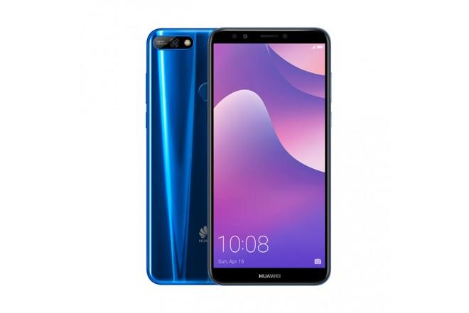 Celular Libre HUAWEI Y7 (2018) Azul DS 4GCelular Libre HUAWEI Y7 (2018) Azul DS 4G