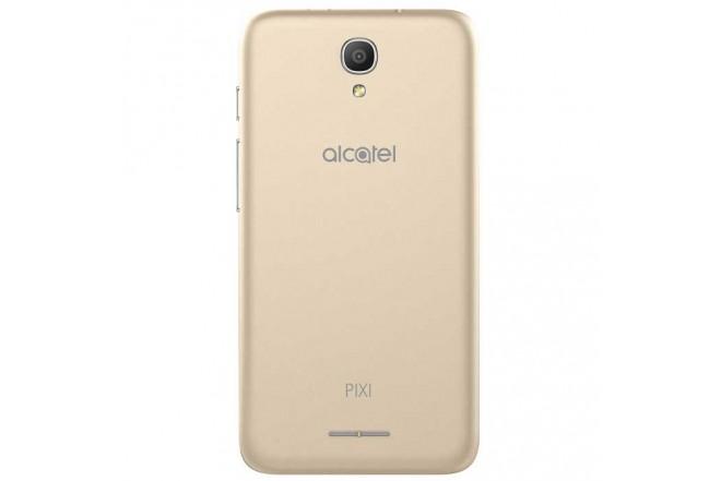 Celular ALCATEL PIXI 4 5 SS 3G Dorado - Blanco