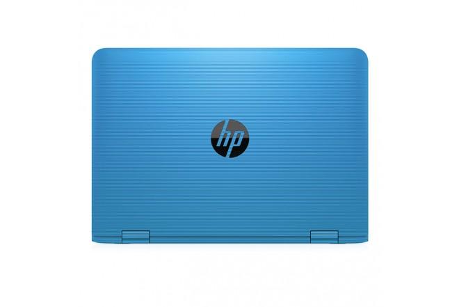"""Convertible 2 en 1 HP AB010 Celeron 11"""" Azul"""