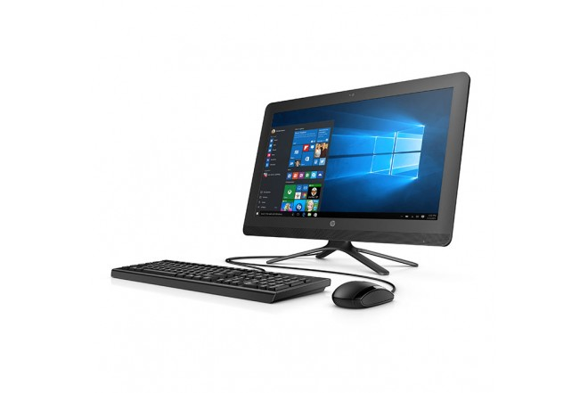 "PC All in One HP 22-B011 21.5"" A6 Negro"