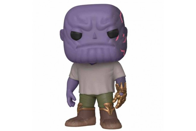 Funko POP Marvel Endgame Casual Thanos