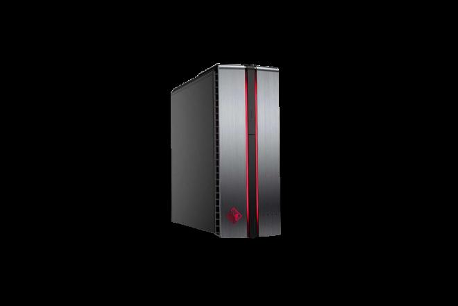 "Computador de Escritorio Gamer HP - 870-102 - Intel Core i5 - 24"" Pulgadas - Plata"