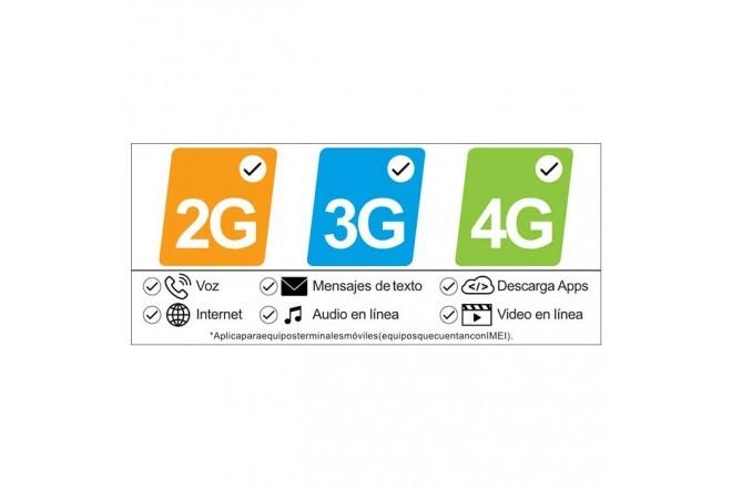 Celular LG K71 128GB Blanco-16
