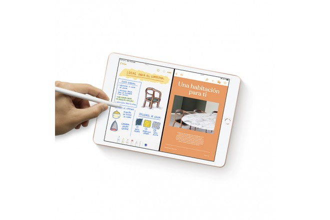 "iPad 7ma Generación 10,2"" Pulgadas 32 GB Wi-Fi Plata_5"