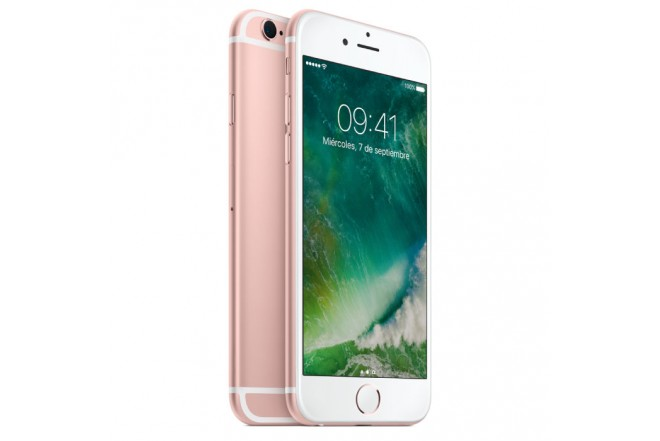 Celular iPhone 6s Plus 32GB 4G Rosado