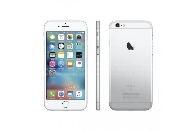 iPhone 6s Plus 64GB Plata 4G