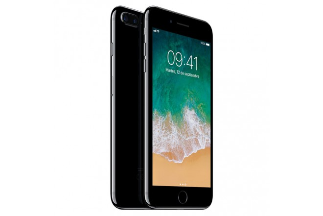 iPhone7 Plus 32GB SS Negro 4G