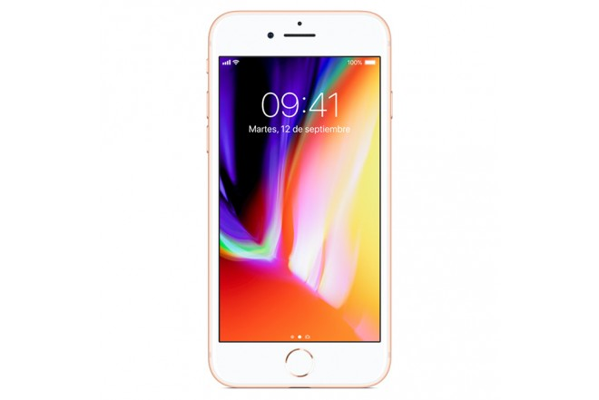 iPhone 8 256 GB SS Dorado 4G