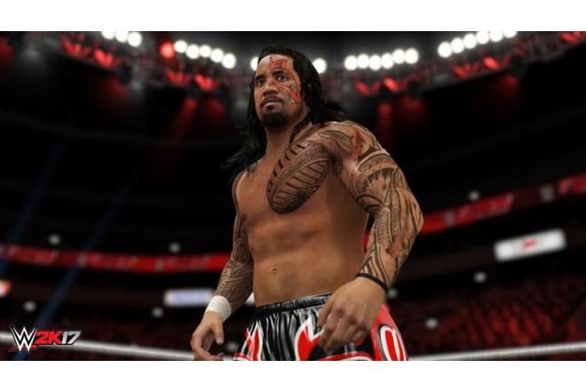 Videojuego XBOX ONE WWE 2K17