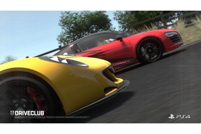 Juego SONY PS4 Drive Club