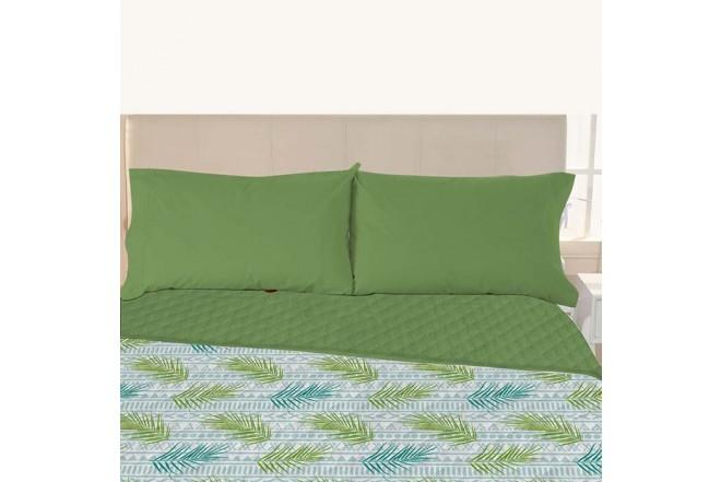 Juego de cama K-LINE Doble Estampado Polinesia
