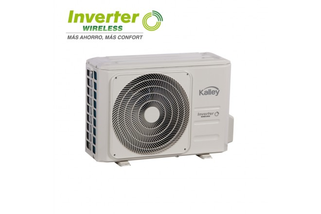 Aire Acondicionado KALLEY Inverter 12000 BTU 110V BWV6