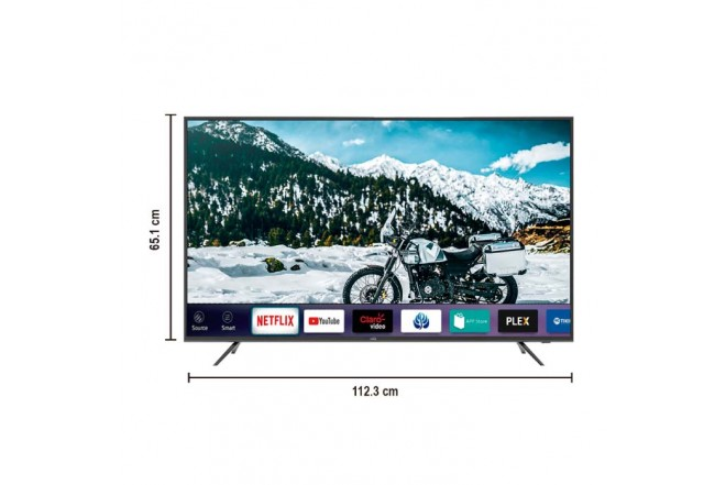 "TV50""126 centimetros KALLEY LED50UHDSFBT"