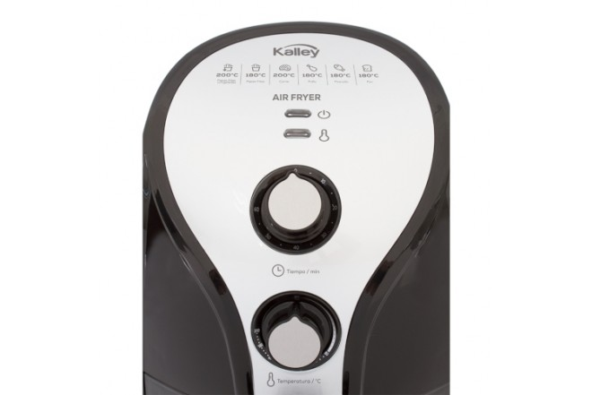 Freidora Air fryer Kalley K-MAF25 3