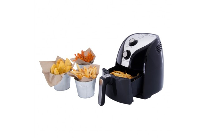 Freidora Air fryer Kalley K-MAF25 8