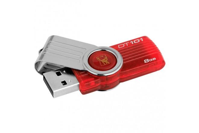 Memoria USB KINGSTON 8GB 2.0