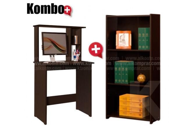 Kombo MODUART: Centro de cómputo y Biblioteca