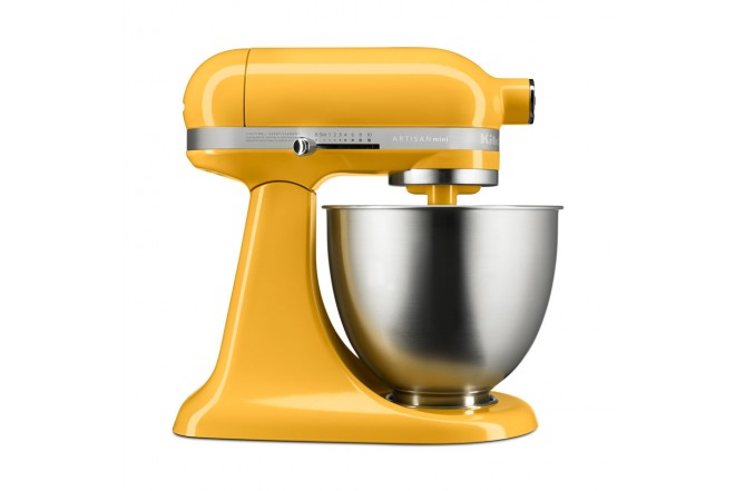 Batidora KITCHENAID Mini Amarilla