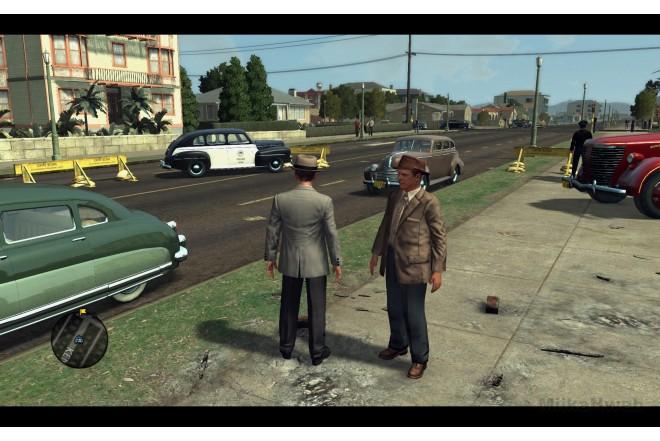 Videojuego XBOX 360 L.A. Noire-3