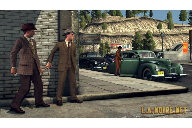 Videojuego XBOX 360 L.A. Noire-2