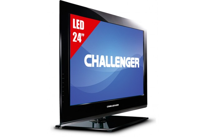 "TV 24"" LED CHALLENGER 24D60 FHD"