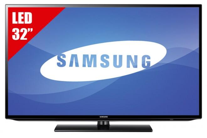 """TV 32"""" LED SAMSUNG UN32EH5000 FHD"""