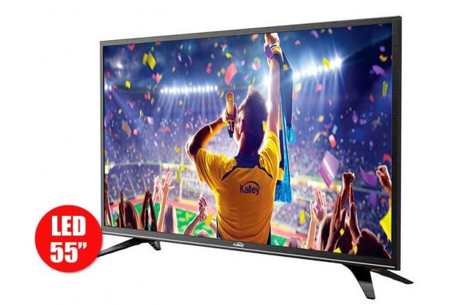 """TV 55"""" 139cm KALLEY LED55FHDSPIn Internet"""