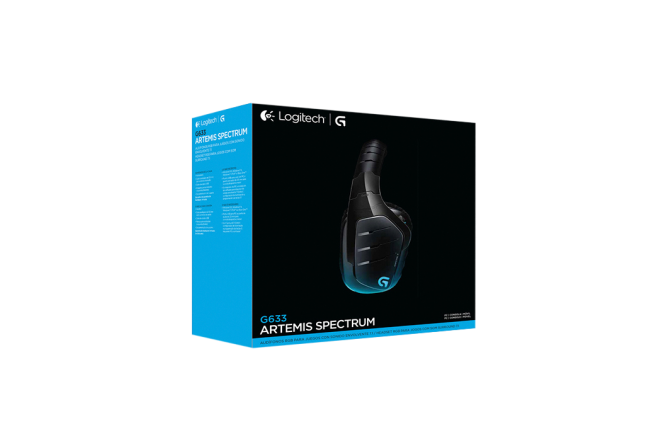 Audífonos LOGITECH G633